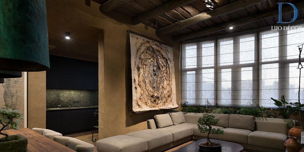 Best interior design trends for 2018 lijo decor blog - Wabi sabi interior design ...